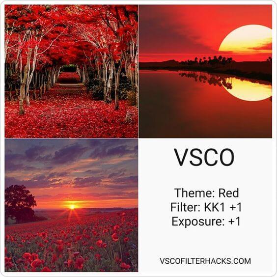 Rumus VSCO Alam 7