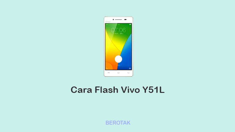 Cara Flash Vivo Y51L