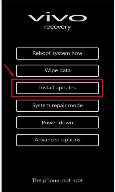 Cara Flash Vivo Y53 Tanpa PC