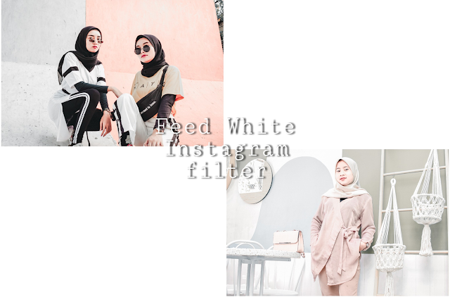 Rumus Lightroom White Tone hasil