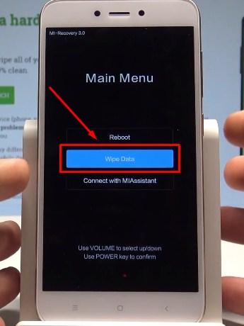 Cara Flash Xiaomi Redmi 5A dengan PC via Mi Flash Tool
