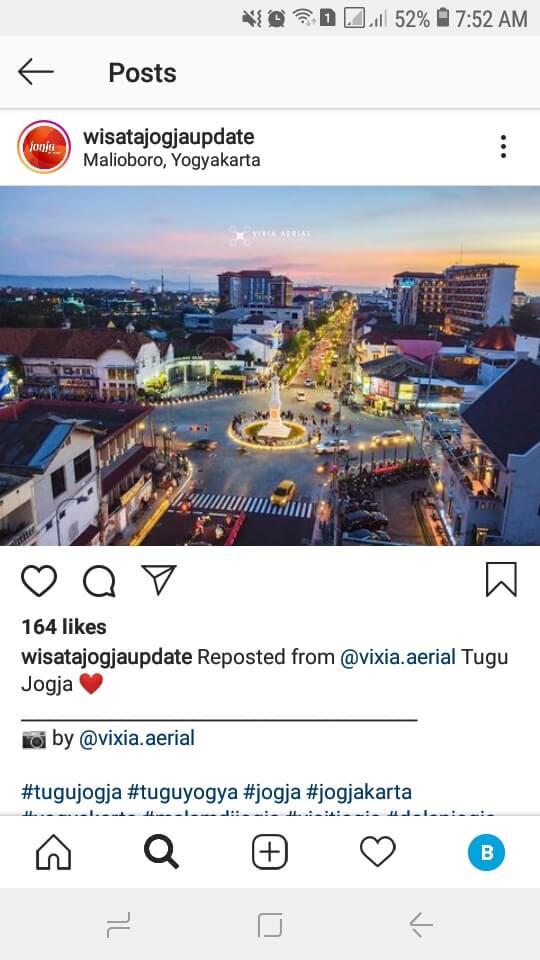 Referensi Tempat Wisata di Instagram