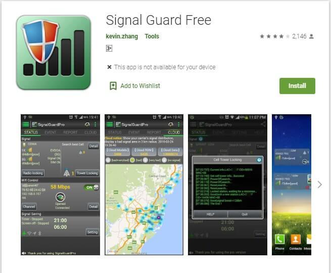 Aplikasi Signal Guard