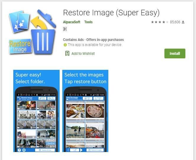 Cara Mengembalikan Foto yang Terhapus di HP Android Dengan Aplikasi