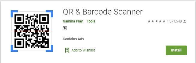 Cara Scan Barcode di HP Android Dengan Aplikasi