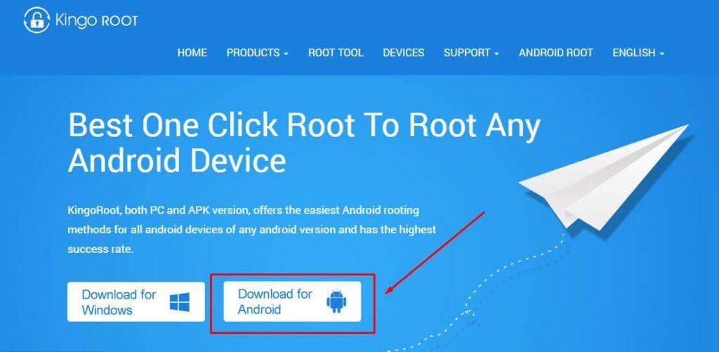 Download Kingo Root Android Tanpa PC