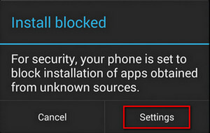 Install KingoRoot untuk melakukan Rooting Android Tanpa PC