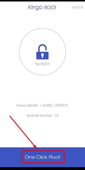 Klik Untuk Melakukan Root Android